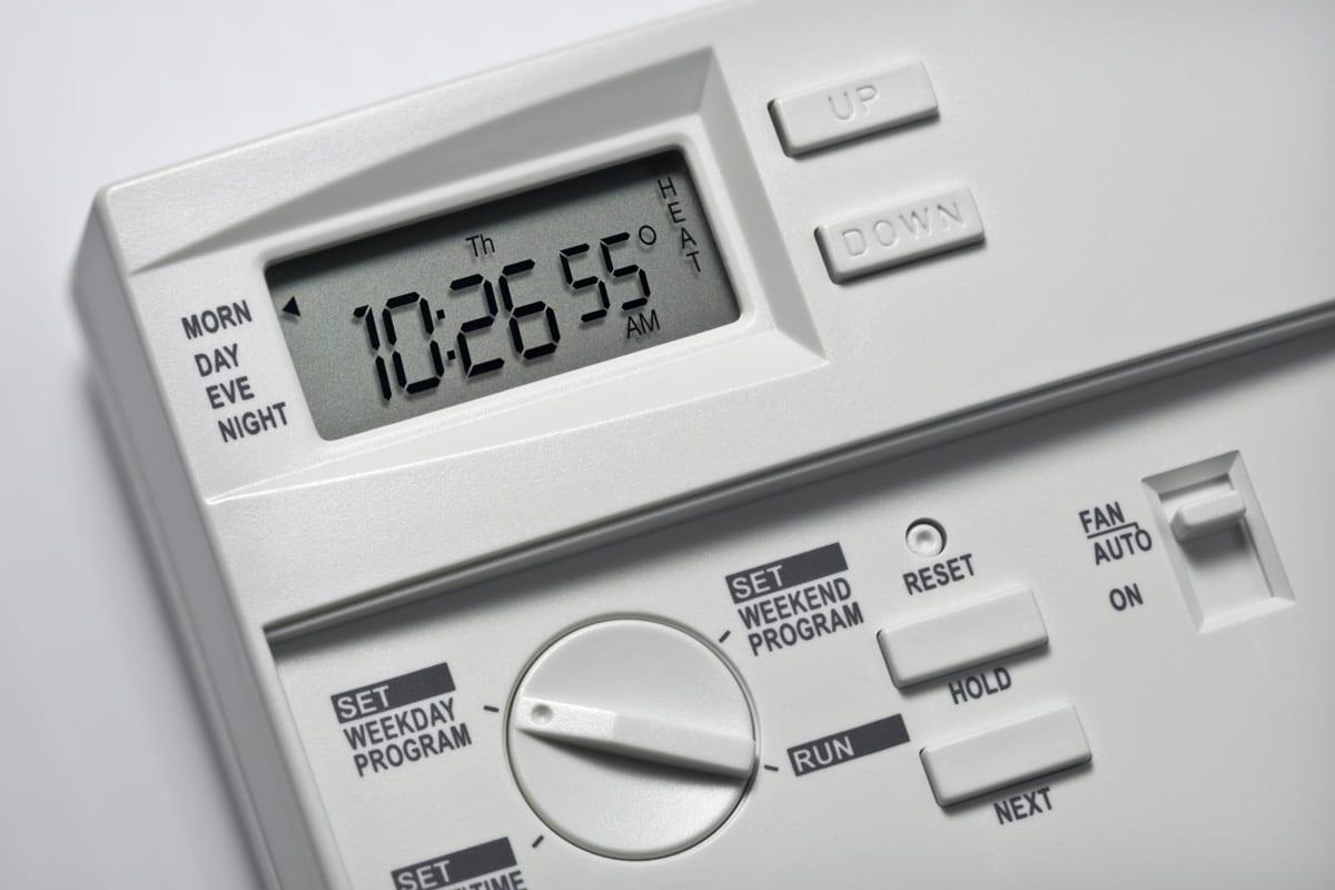 HVAC maintenance plan